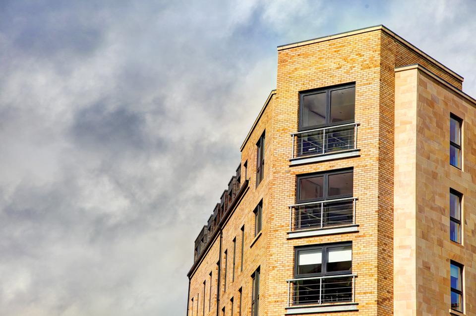 Kaplan Living Glasgow Argyle Street building